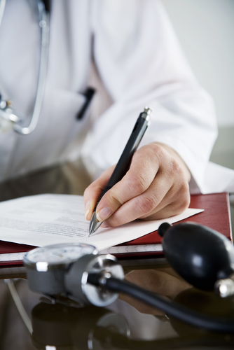 doctor_writing